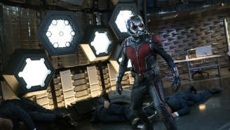 Box Office: 'Ant-Man' is no. 1 but smallest Marvel debut since 'Incredible Hulk'