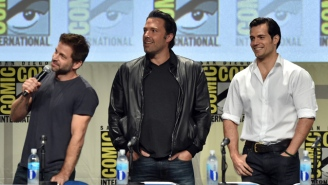 Zack Snyder Talks About Building The DC Movie Universe From The Ground Up