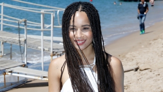 A 'High Fidelity' TV Reboot Will Focus On A Woman Played By Zoe Kravitz