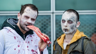 Comic-Con's 'Zombie Walk' Is Canceled Because Of Last Year's Car Accident