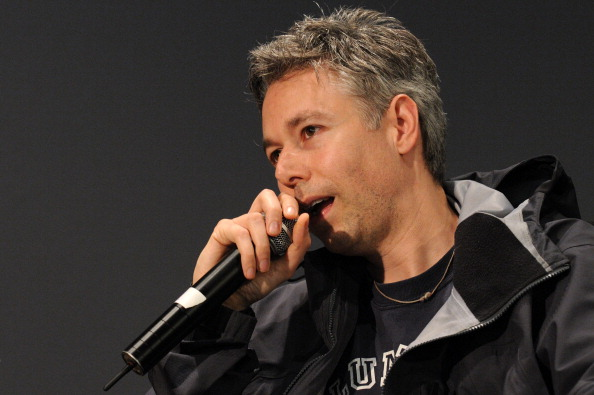 NEW YORK - FILE:  Filmmaker and recording artist Adam Yauch speaks onstage at the Apple Soho store on May 2, 2008 in New York City.  Rapper Adam Yauch, AKA MCA, of the Beastie Boys has died May 4, 2012 after battling cancer.  He was 47.  (Photo by Bryan Bedder/Getty Images)