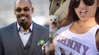 Donovan McNabb's Twitter Account Got Hacked And These Pics Of Mia Khalifa Showed Up