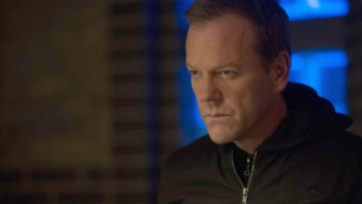 Kiefer Sutherland To Star In A Series About A Terrorist Attack That Jack Bauer Could Have Prevented