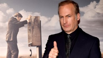 Bob Odenkirk Has An Idea For A Show About A Minor League Baseball Team