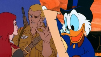 From 'DuckTales' To 'G.I. Joe': These '80s Cartoon Theme Songs Will Never Leave Your Head