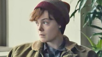 Elle Fanning Plays A Struggling Transgender Teen In The First Trailer For 'About Ray'