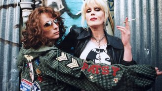 Sweetie Darling: The 'Absolutely Fabulous' movie is finally happening