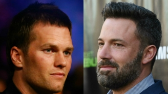 There's Now A Tom Brady Angle To Those Ben Affleck-Nanny Rumors