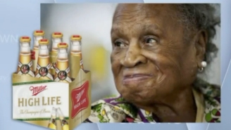 This 110-Year-Old Woman Attributes Her Longevity To Miller High Life And Scotch