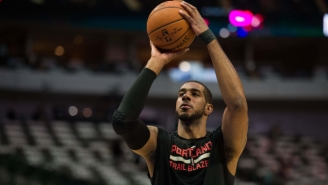 How An Ex-Teammate's Refusal To Leave His Plane Convinced LaMarcus Aldridge To Sign With The Spurs