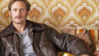 Alexander Skarsgård says making new 'Tarzan' was an 'amazing experience'
