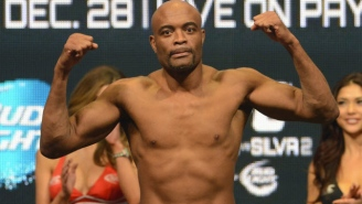 Anderson Silva Blames A Positive Drug Test On His Sexual Performance Medication