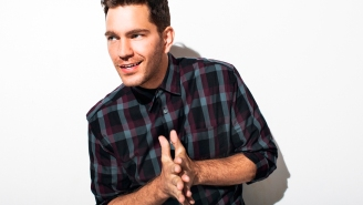 Here's Andy Grammer's late-in-the-game contender for feel-good song of the summer