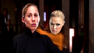 Ronda Rousey Stars In 'Armbar Bill', A Fantastic Kill Bill Parody