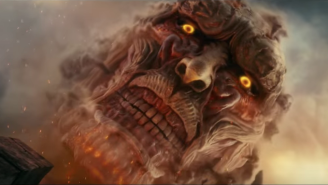 The New 'Attack On Titan' Trailer Is Here To Feed Your Nightmares