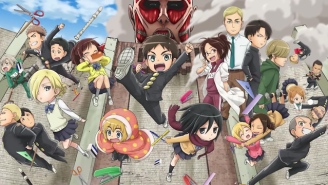 'Attack On Titan: Junior High' Is The Adorable Spin-Off You Never Knew You Needed