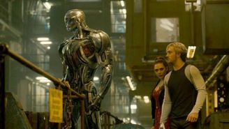 Check Out This 'Avengers: Age of Ultron' DVD Featurette About Ultron And The Maximoff Twins