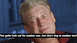 These 'Back To School' Quotes Will Give You New Respect For Rodney Dangerfield