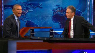 How Jon Stewart handled his eight biggest interviews