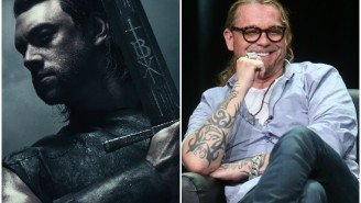 Kurt Sutter Feels There's 'Nothing Wrong With Colorful Brutality' When Talking 'The Bastard Executioner'