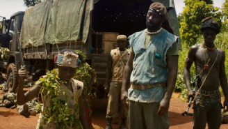 Watch Idris Elba As A Brutal Warlord In The First Trailer For Netflix's 'Beasts Of No Nation'