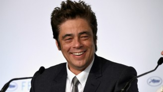 New Details Emerge On Benicio Del Toro's 'Star Wars: The Last Jedi' Character