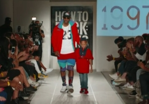 "Video: Fabolous Showcases 90's Fashion During His Curated ""How To Rock Kicks"" Segment"