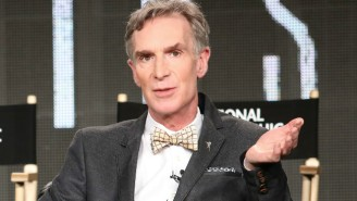 The Bill Nye Movie Is Now The Most Funded Documentary On Kickstarter, Ever