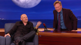 Bill Burr And Conan Joked About Caitlyn Jenner's Transition, And Some People Are Upset