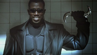 Marvel looks to have some interesting plans in store for 'Blade'