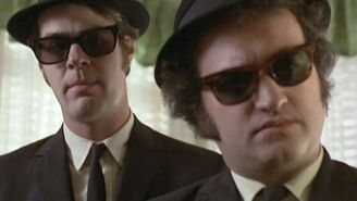 'Got My Cheese Whiz, Boy?' And Other Highly Repeatable 'Blues Brothers' Lines