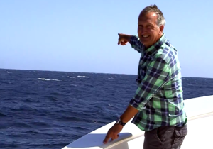 Watch This Guy Get Punked By A Massive Blue Whale With A Sick Sense Of Humor