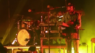 Bon Iver's First Live Set In Three Years Is Now Available To Watch Online