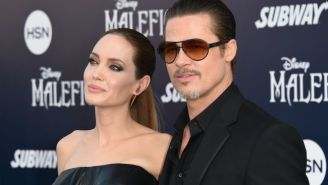 Brad Pitt and Angelina Jolie Reunite Onscreen For The First 'By The Sea' Trailer