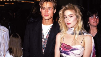 Christina Applegate Ditched Brad Pitt For Another Guy At The 1989 MTV Movie Awards