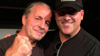 Will Sasso's Bret 'Hitman' Hart Is The Best Wrestling Impression You'll Hear Today