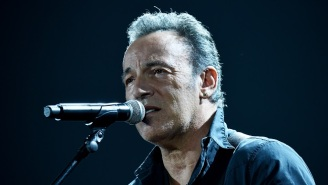 Bruce Springsteen Gives Kanye West, Green Day And Kendrick Lamar His Full Seal Of Approval