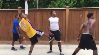 The NBA's Best Impersonator Is Back With A Spot-On Kobe Bryant Impression