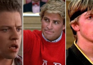 Constructing The Perfect '80s Movie Bully, 'Weird Science' Style