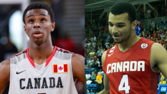 Canada's Training Camp Roster For The FIBA Americas Hints At Its Future Olympic Success