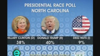 Please Enjoy This News Mashup For Presidential Candidate Deez Nuts