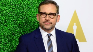 Steve Carell Will Replace Bruce Willis In A Woody Allen Movie, Which Sounds Like A Hollywood Mad Lib