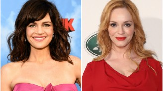 Carla Gugino To Replace Christina Hendricks In Cameron Crowe's Showtime Comedy 'Roadies'