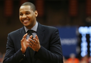 Carmelo Anthony's College Coach Thinks He Should Have Gone To The Bulls