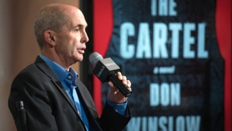 Dear Presidential Candidates, Author Don Winslow Wants You To Meet Him At The Border