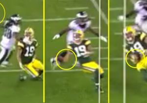 Did Green Bay Packers Wideout Myles White Just Make The Catch Of The Preseason?