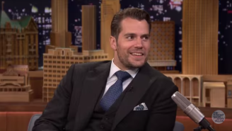 Henry Cavill Reveals Superman's Naked Cardio Routine
