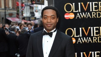 Chiwetel Ejiofor Is 'Incredibly Excited' About 'Doctor Strange' And That's All He's Allowed To Say