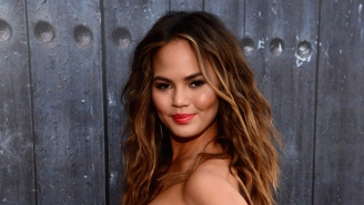 Chrissy Teigen Wants The 'Morons' To Know She Doesn't Survive On Doritos Dust