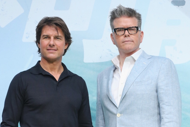 Christopher McQuarrie Tom Cruise